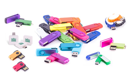 swivel twister usb flash drive
